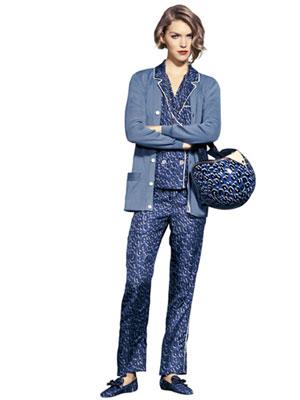 Pajama chic trend