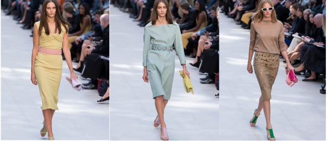 burberry london fashion week spring 2014