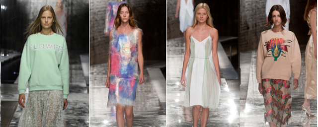 Christopher Kane Fashion Week Spring 2014