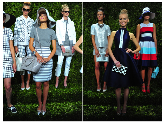 kate spade spring 2014 fashion week