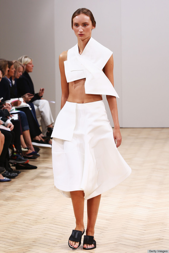 J.W. Anderson - Runway: London Fashion Week SS14