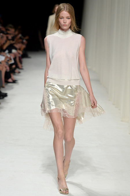 nina ricci spring 2014 paris fashion week