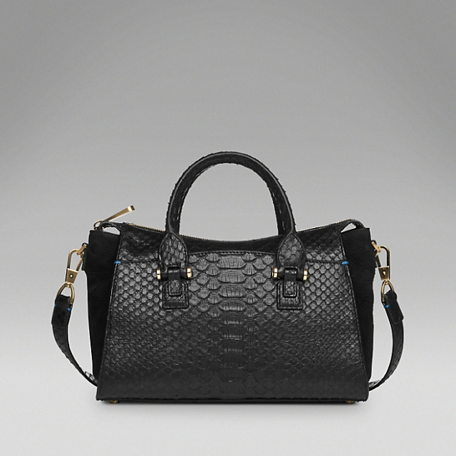 smythson eliot mini tote black