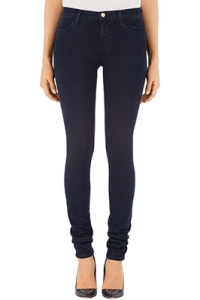 j brand photo ready skinny jean blue bird