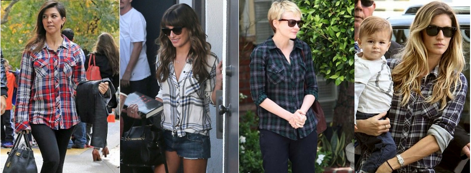 Plaid | InStyle.com