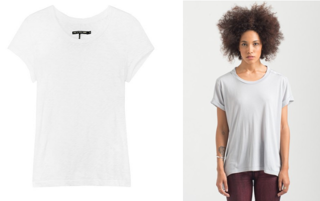 rag and bone and pickwick and weller basic tee