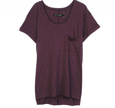 rag and bone pocket tee port