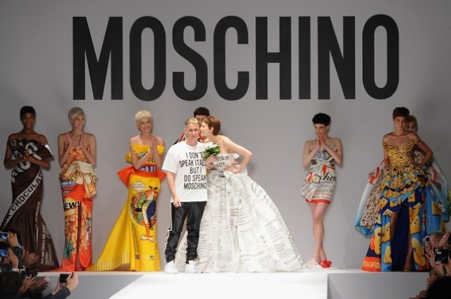 jeremy scott moschino milan fashion week junk food
