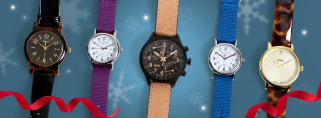 timex style watch