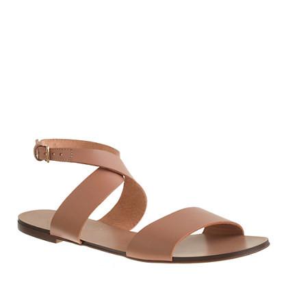 j crew callie sandals