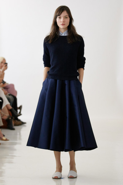 organic by john patrick spring 2014 collection skirt