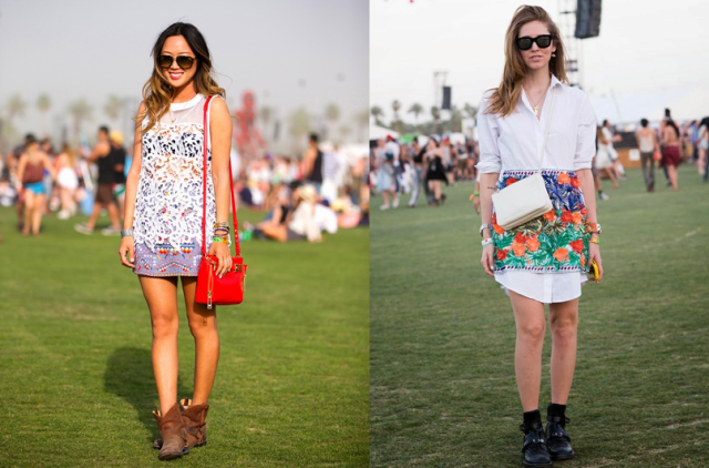 coachella 2014 fashion bloggers song of style the blonde salad