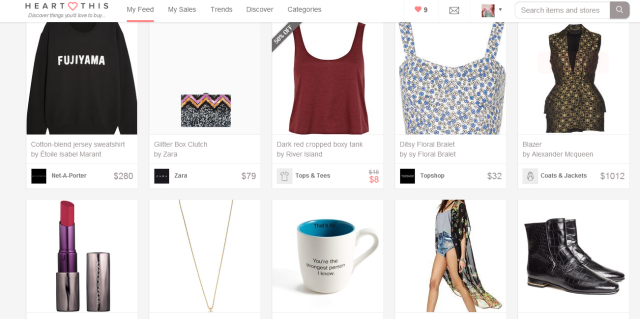 heartthis pinterest for shopping keep online browsing