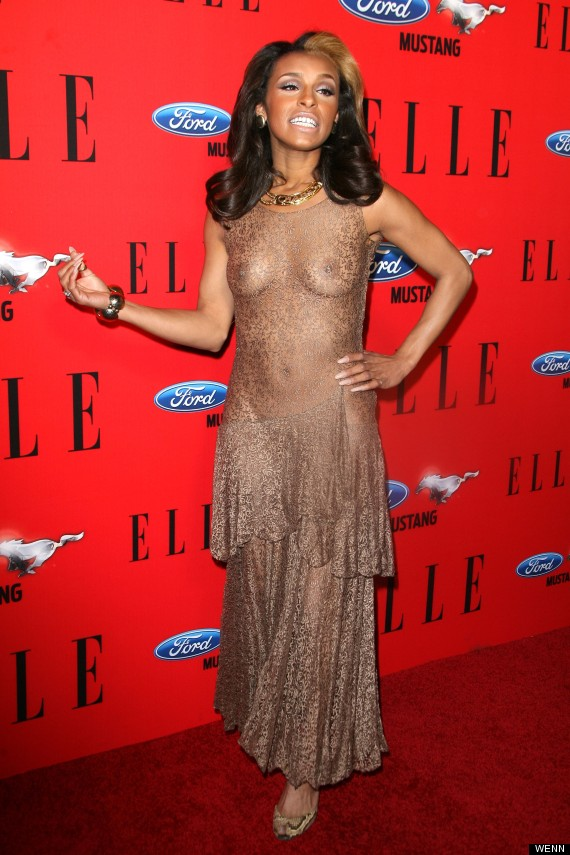 melody thornton naked dress · Former Pussycat Doll ...