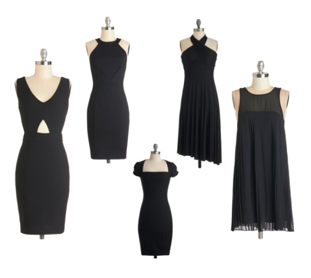 modcloth lbd little black dress