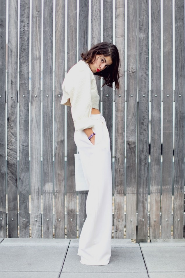 the man repeller white on white