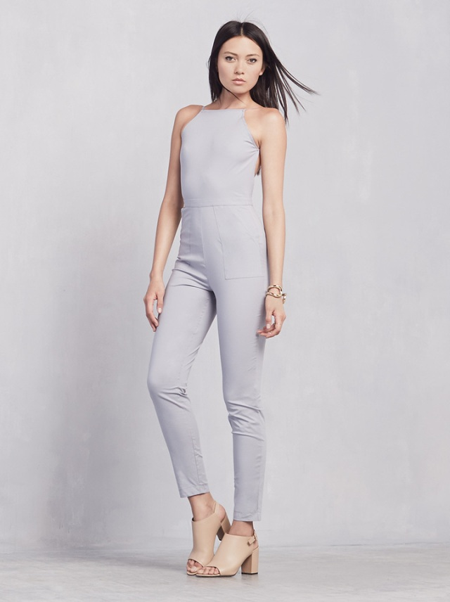 the reformation oliver jumper jumpsuit