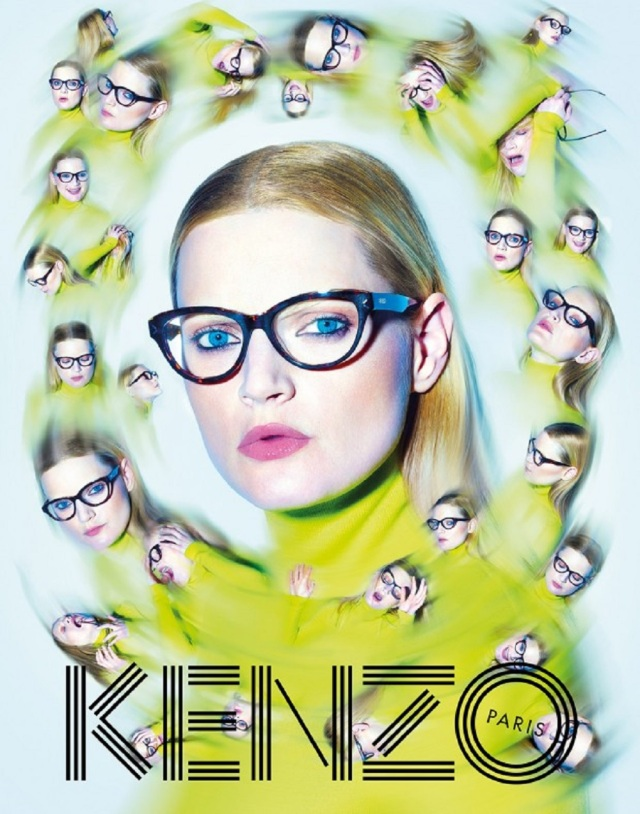 kenzo david lynch ad campaign