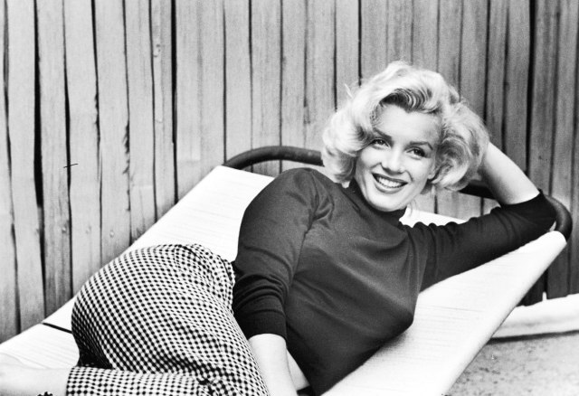 marilyn monroe black turtleneck vanity fair