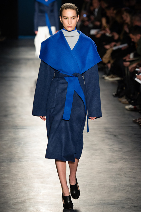 altuzarra robe coat fall fashion trend 2014