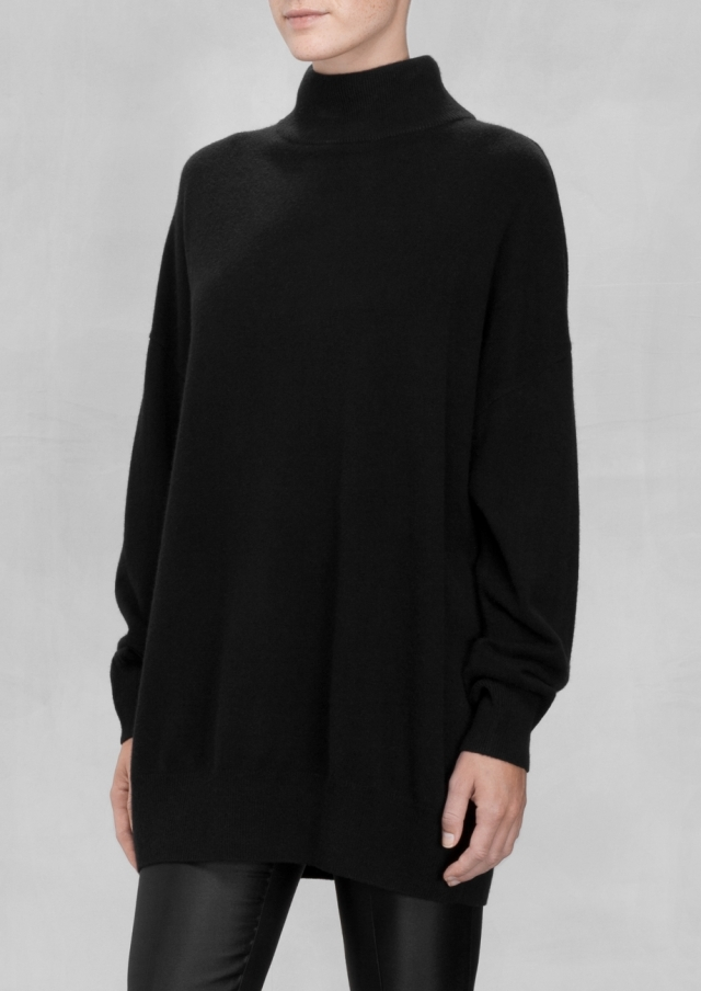 lykke li cashmere turtleneck and other stories
