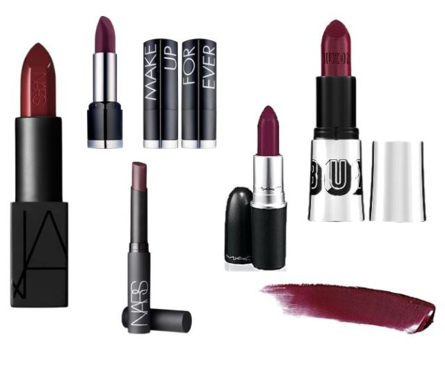 vampy lipstick trend