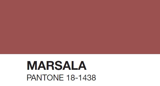 pantone 2015 color of the year marsala