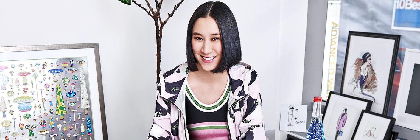 eva chen lucky shops lucky magazine