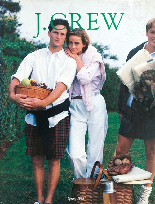 j.crew j crew catalog 1998 man repeller sales